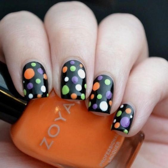 Get These Amazing Halloween Themed Nails for the Scariest ...