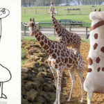 Dad Turns Son's Drawings To 'Creepy And Cute' Life-like Images | Stay at Home Mum
