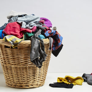 10 Tips to Reduce the Pile of Laundry