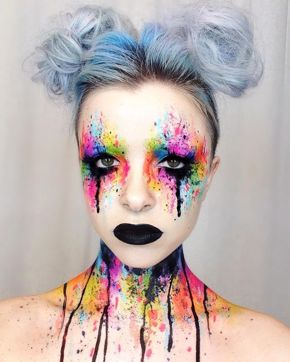 Forget Spooky - Try These Stunning Makeup Looks For A Sexy Halloween! | Stay At Home Mum