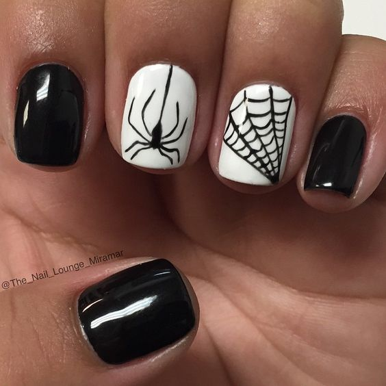Amazing Halloween Themed Nails for the Scariest Night of the Year | Stay At Home Mum