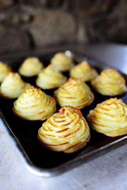 Duchess Potatoes   50+ Christmas Side Dish Ideas   Stay At Home Mum