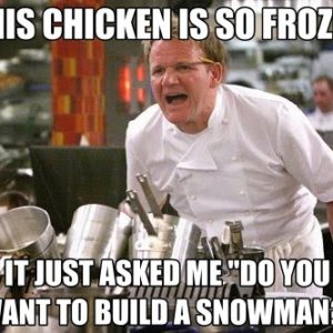 Totally Inappropriate Gordon Ramsay Memes That Will Make You Laugh Your Arse Off