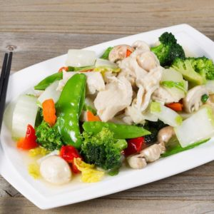 Fussy Eaters Easy Chicken Stir Fry