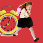 How to Eliminate Busy School Morning Chaos   Stay At Home Mum