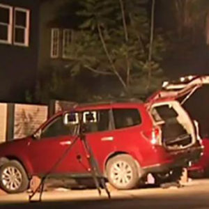 Mother, Teenage Son Critical After Driveway Accident