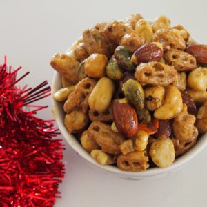 Nuts and Bolts Crunchy Snack Mix