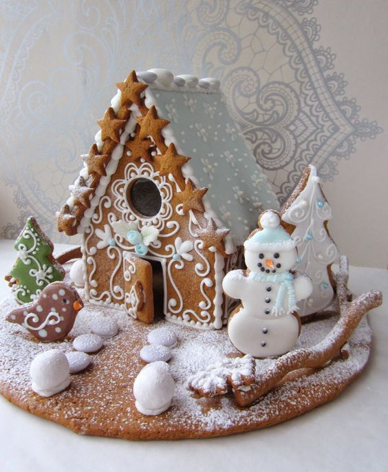 15 Incredible Gingerbread Houses That I'm Never Going to Make | Stay At Home Mum
