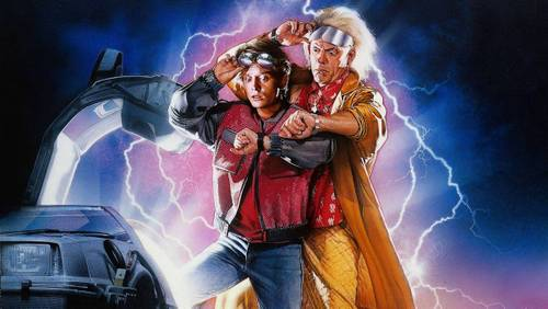 What town was the Back to the Future Movies set in?