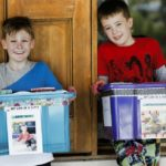 How to Make an All About Me Box | Stay at Home Mum