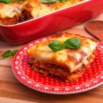 Red Lentil And Veggie Lasagne | Stay at Home Mum.com.au