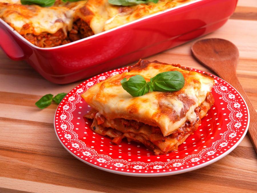 Red Lentil And Veggie Lasagne   Stay at Home Mum.com.au