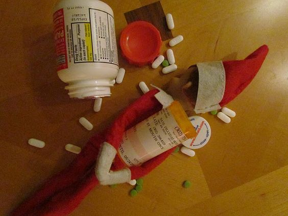 50+ Adults Only Elf on The Shelf Ideas That's Totally NSFW!, Wustoo