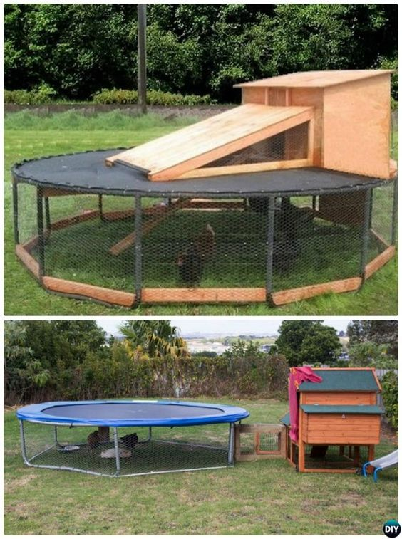 10 Ways To Re Purpose Your Old Trampoline Stay At Home Mum