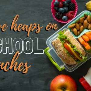Save Heaps on School Lunches