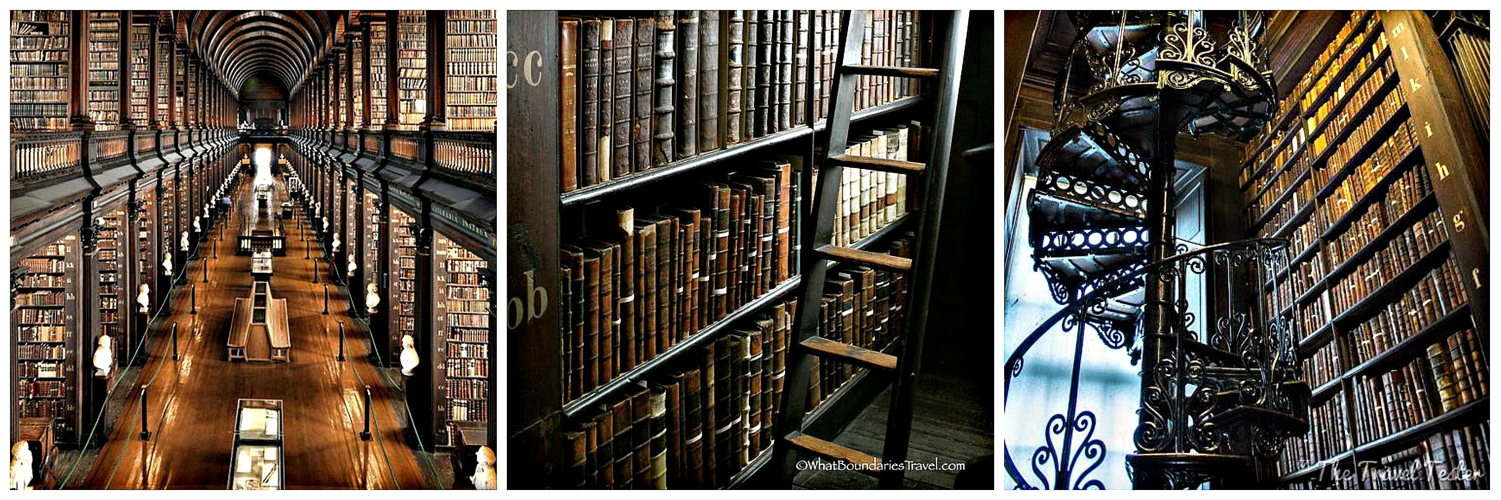 Trinity College Old Library - Stay At Home Mum