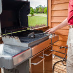 bigstock Cleaning grill 80185250 | Stay at Home Mum.com.au