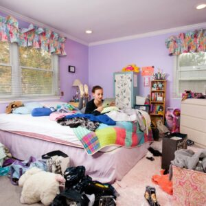 5 Tips To Get Your Teenager To Clean Their Room