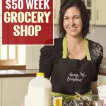 $50 Week Grocery Shop
