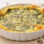 Super Simple Spinach Tart   Stay at Home Mum.com.au