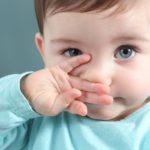 bigstock Close Up Of A Baby Girl Lookin 45520690 | Stay at Home Mum.com.au