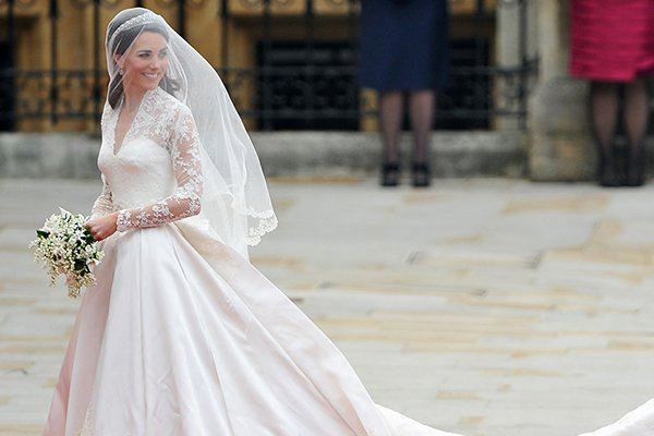 9 Of The Most Expensive Celebrity Wedding Gowns Of All Time