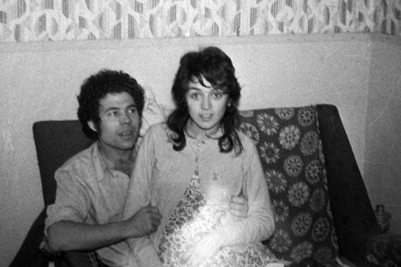 Image Via Bizarrepedia Fred & Rosemary West Early in their marriage.