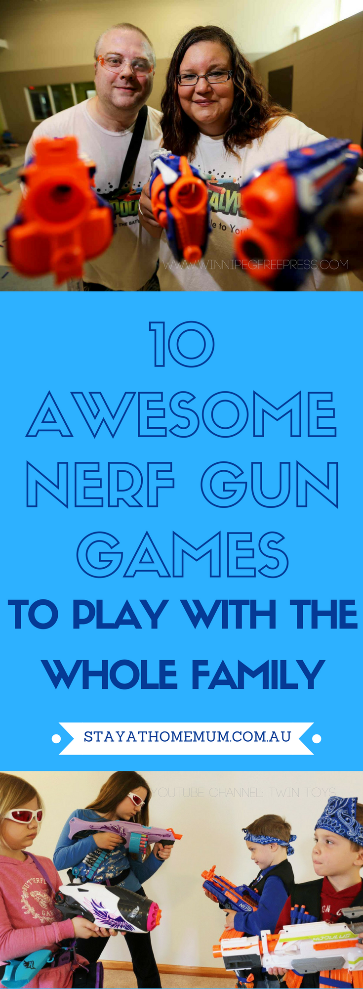 Top 10 nerf guns toy reviews for kids and parents - 10 Awesome Nerf Gun Games To Play With The Whole Family 1