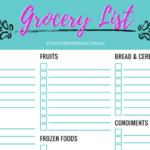 Grocery List 1 1 e1488505260394   Stay at Home Mum.com.au