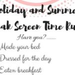 Holiday and Summe Break Screen Time Rules Stay At Home Mum e1490587675706   Stay at Home Mum.com.au