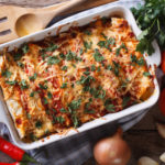 Vegetarian Enchiladas | Stay at Home Mum.com.au