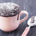 brownie in a mug | Stay at Home Mum.com.au