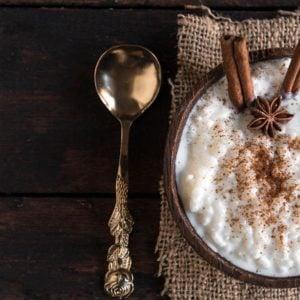 Slow Cooker Creamy Coconut Rice