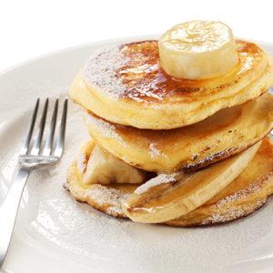 Gluten Free Ricotta Pancakes