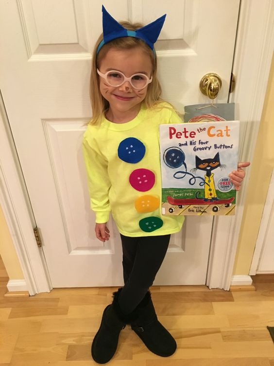 Pete the Cat and His Four Groovy Buttons | Stay At Home Mum