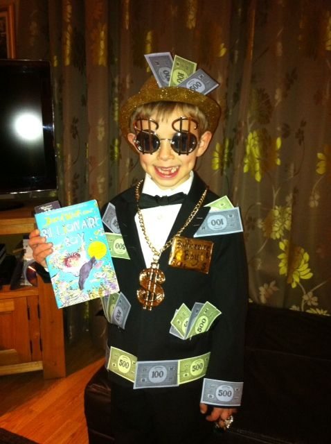 Easy Book Week costumes you can make at home | Beanstalk Mums