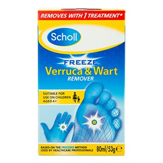 Scholl Wart Remover. Available at Amcal for $23.95