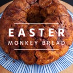 Easter Monkey Bread | Stay at Home Mum.com.au