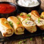 Mushroom Chicken Crepes | Stay at Home Mum