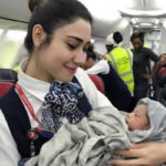 Turkish Airlines Cabin Crew Help Deliver Baby Girl Aboard A Flight At 42,000 Feet | Stay at Home Mum