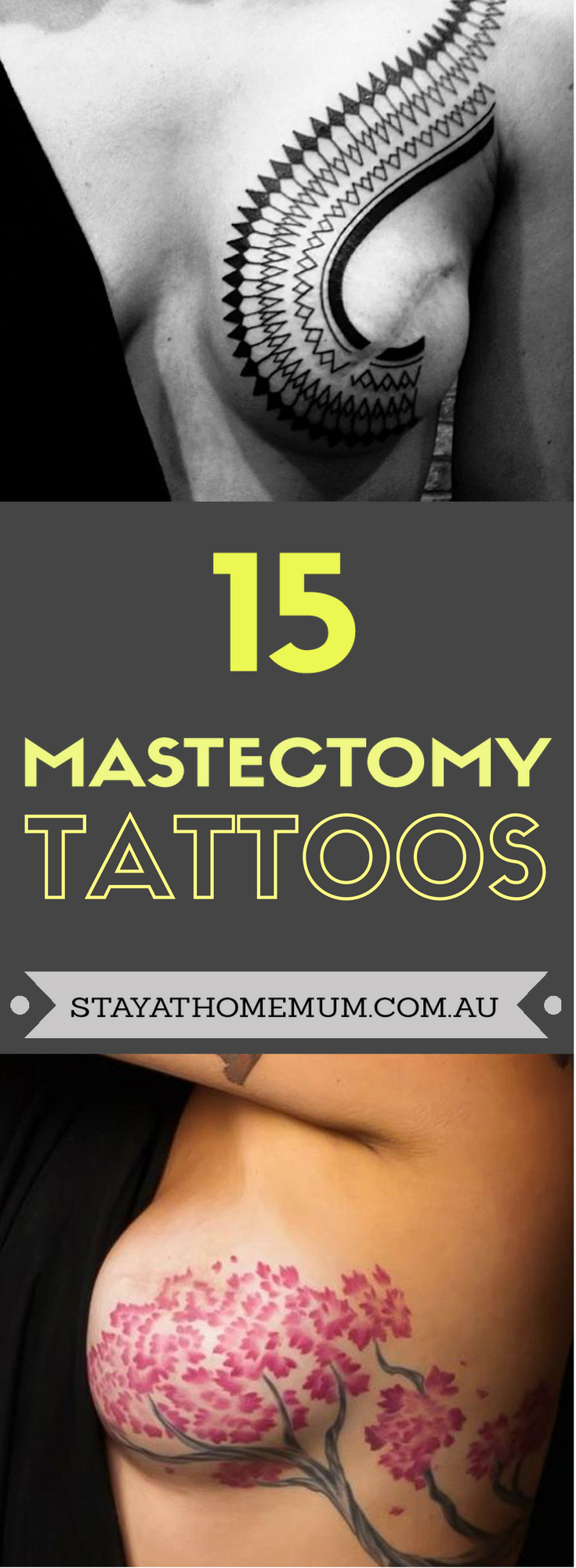 the use of tattoos among women who have undergone mastectomy How tattoos are transforming mastectomy long way toward giving women who have undergone mastectomies a women who get post-mastectomy tattoos go a.