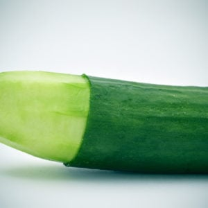 The Crazy Cucumber Cleanse Trend That Is NOT For Your Face