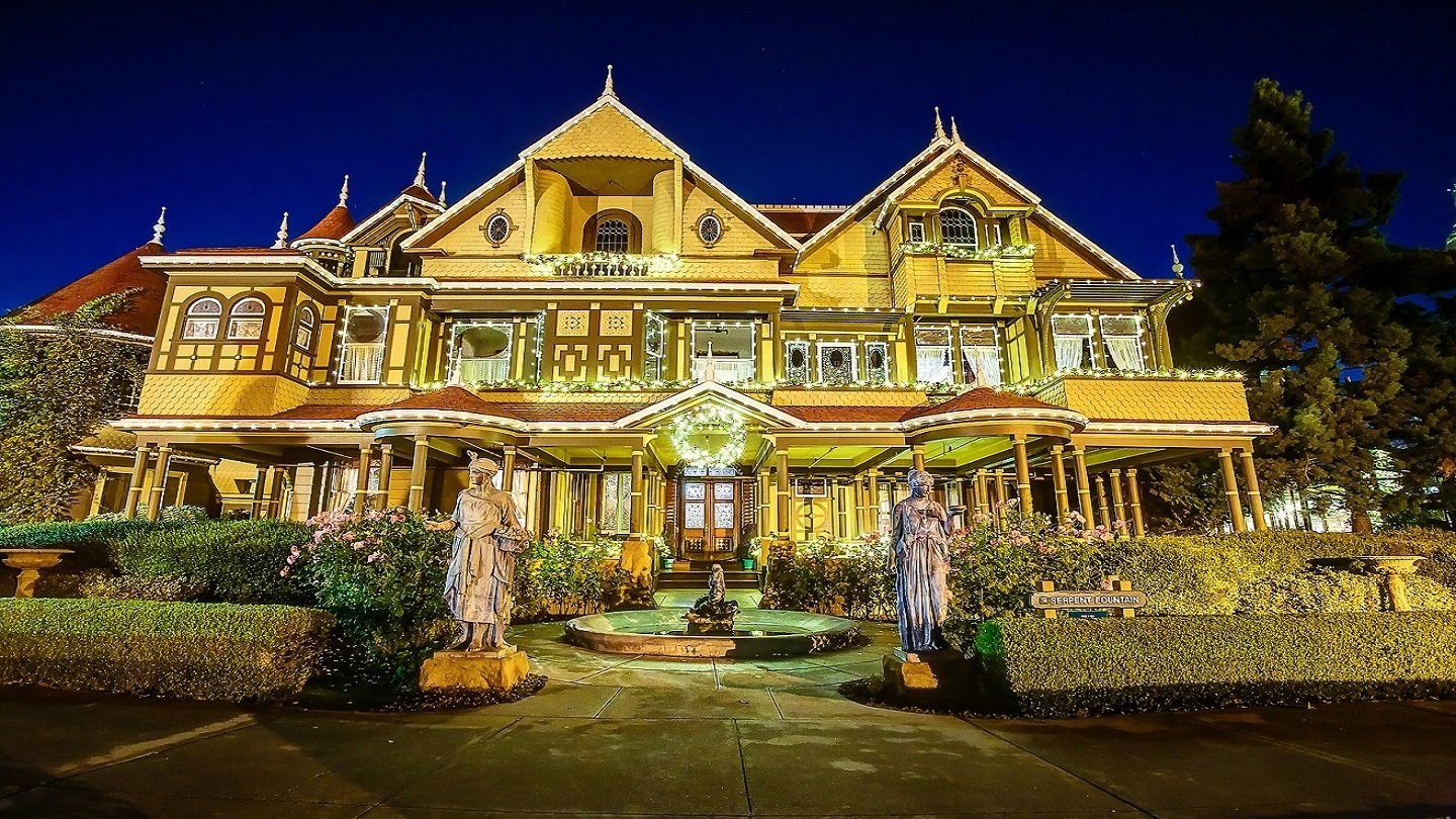 The Winchester Mystery House | Stay At Home Mum