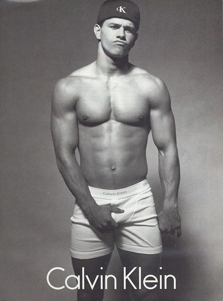 Let's All Have a Perve At Marky Mark Wahlberg | Stay At Home Mum