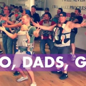 Check Out These Dancing Dads!