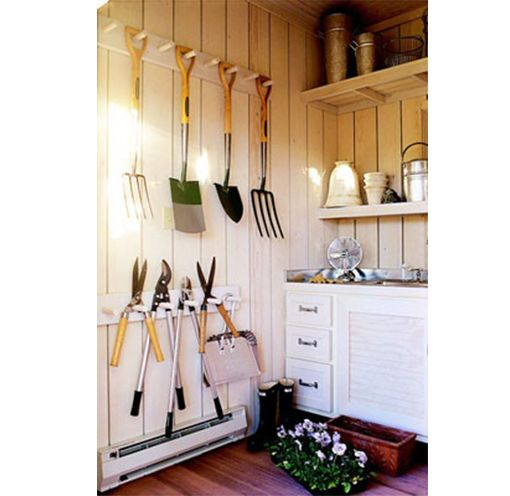 5 Garden Shed Organisation Hacks | Stay At Home Mum