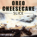 Baked Oreo Cheesecake Slice | Stay at Home Mum.com.au