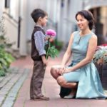 bigstock Little Son Giving A Flower To 38373823   Stay at Home Mum.com.au