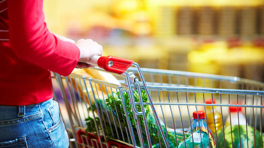 How Much Should You Spend on Groceries? | Stay At Home Mum