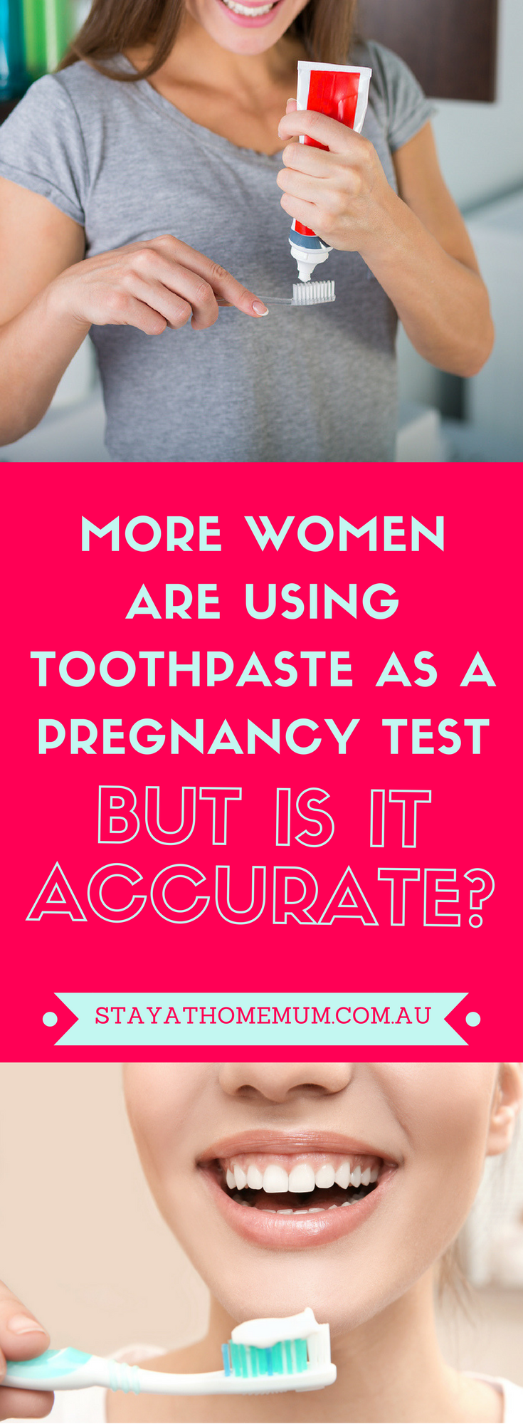 putting toothpaste in a test Which is exactly when the toothpaste test might come in handy  it's always best  to do a pregnancy test first thing in the morning, when the levels of hcg (the   customer rages at asos for putting a maternity dress on sale.